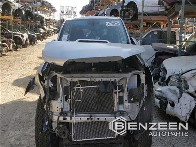 Used 2016 Toyota 4 Runner Car For Parts Only For Parts