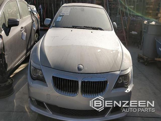 Used 2008 BMW 650i Car For Parts Only For Parts