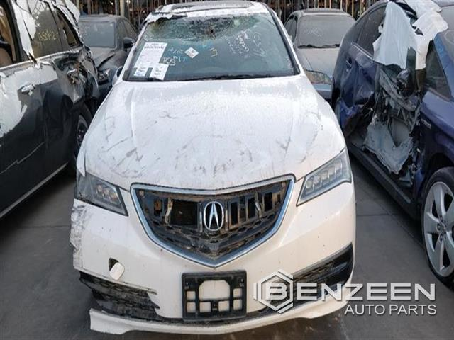 Used 2015 ACURA TLX Car For Parts Only For Parts