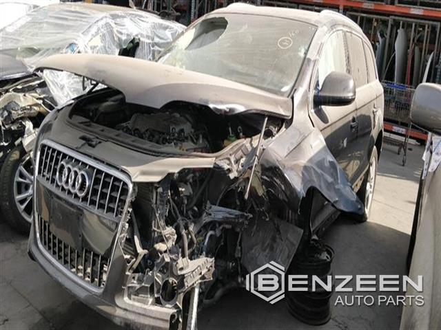 Used 2015 Audi Q7 Car For Parts Only For Parts