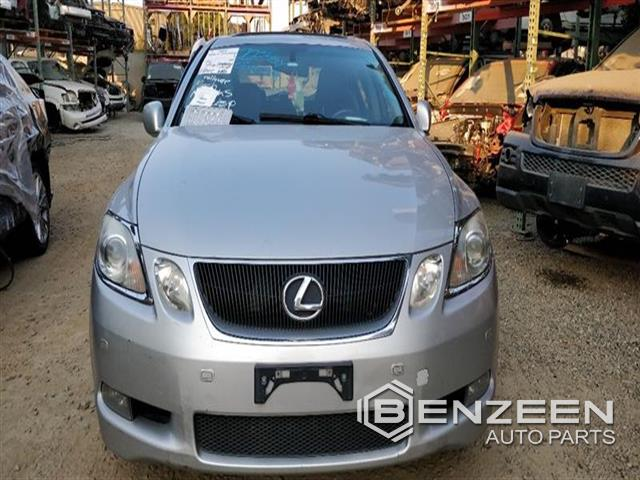 Used 2007 Lexus GS 350 Car For Parts Only For Parts