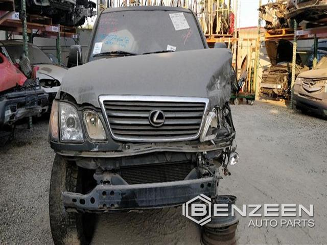 Used 2000 Lexus LX 470 Car For Parts Only For Parts