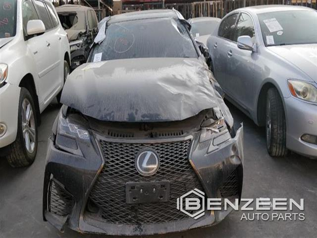 Used 2018 LEXUS GS F Car For Parts Only For Parts