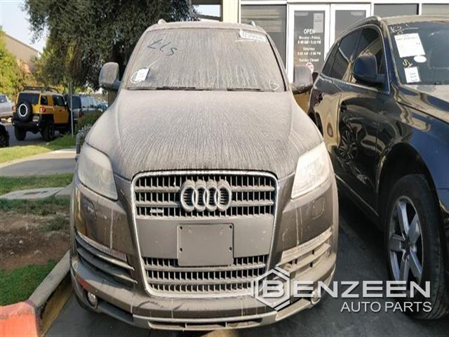 Used 2007 Audi Q7 Car For Parts Only For Parts