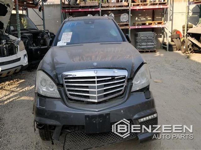 Used 2013 Mercedes-Benz S63 Car For Parts Only For Parts