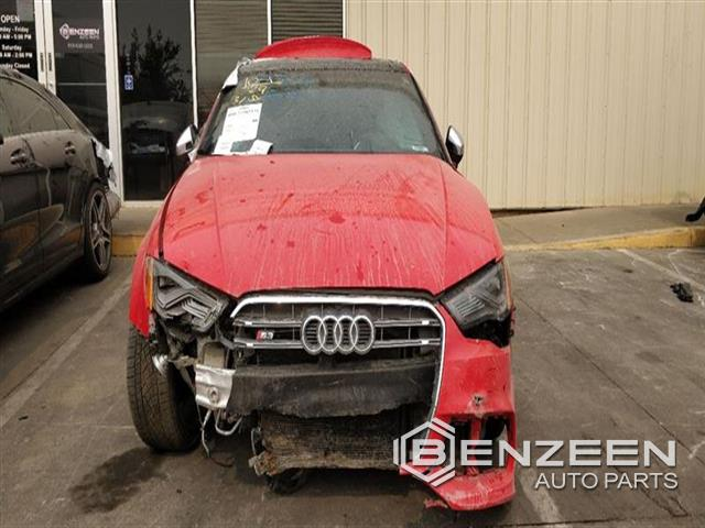 Used 2015 Audi S3 Car For Parts Only For Parts