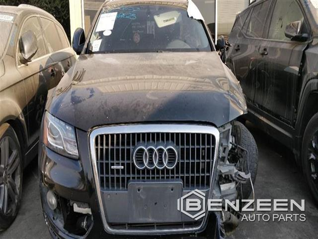 Used 2012 Audi Q5 Car For Parts Only For Parts