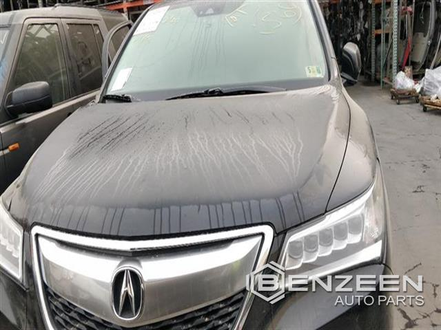 Used 2016 ACURA MDX Car For Parts Only For Parts