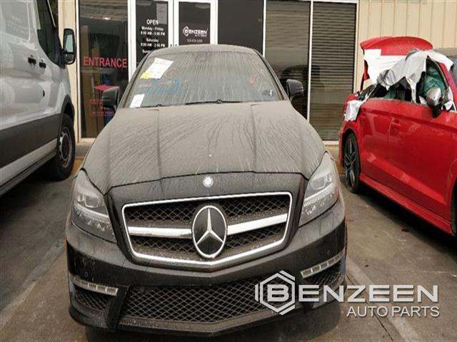 Used 2012 Mercedes-Benz CLS63 Car For Parts Only For Parts