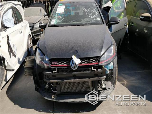 Used 2017 Volkswagen Golf GTI Car For Parts Only For Parts