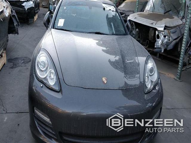 Used 2013 Porsche Panamera Car For Parts Only For Parts