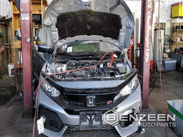 Used 2018 HONDA Civic Car For Parts Only For Parts