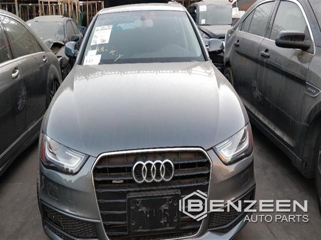 Used 2014 Audi A4 Car For Parts Only For Parts