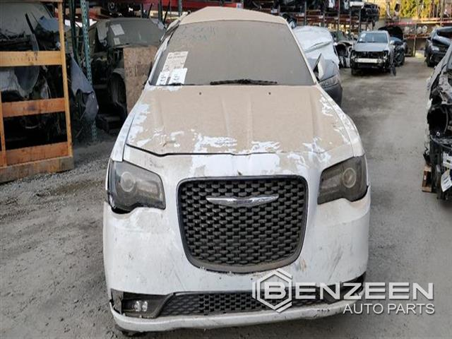 Used 2017 CHRYSLER 300 Car For Parts Only For Parts