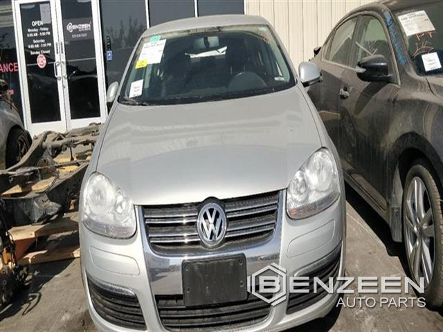 Used 2010 Volkswagen Jetta Car For Parts Only For Parts