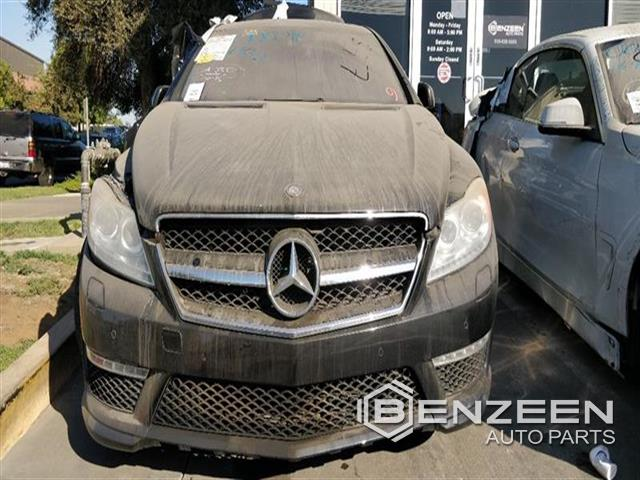 Used 2011 MERCEDES-BENZ CL63 Car For Parts Only For Parts