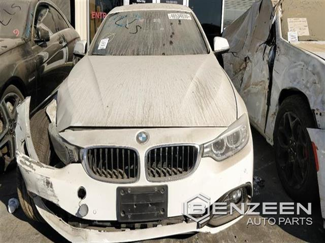 Used 2016 BMW 428i Car For Parts Only For Parts
