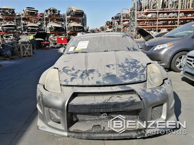 Used 2006 Nissan 350Z Car For Parts Only For Parts