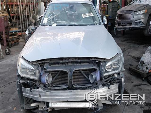 Used 2014 BMW M5 Car For Parts Only For Parts