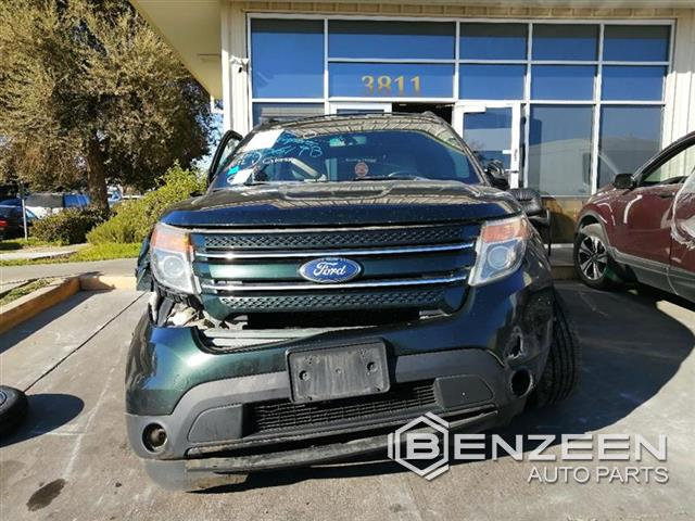 Used 2013 Ford Explorer Car For Parts Only For Parts