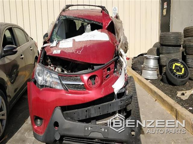 Used 2015 Toyota RAV 4 Car For Parts Only For Parts