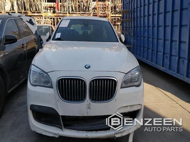 Used 2013 BMW 750iL Car For Parts Only For Parts