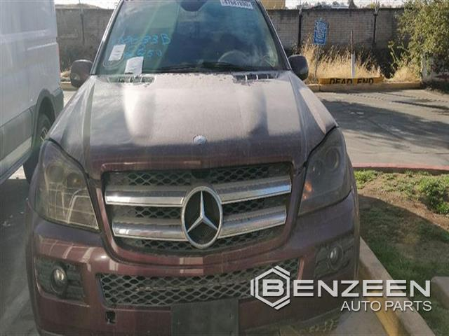Used 2007 Mercedes-Benz GL450 Car For Parts Only For Parts