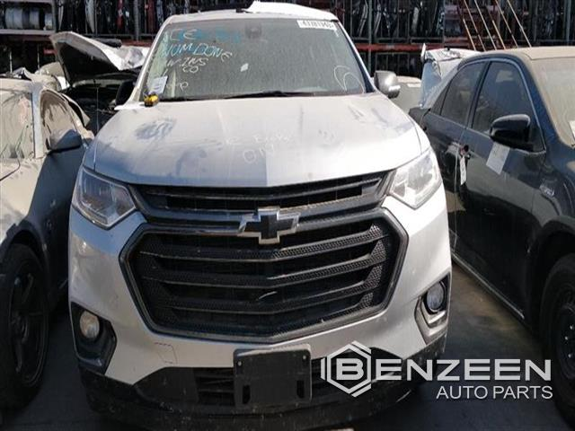 Used 2018 CHEVROLET Traverse Car For Parts Only For Parts