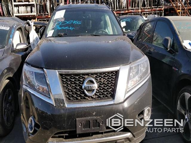 Used 2015 Nissan Pathfinder Car For Parts Only For Parts