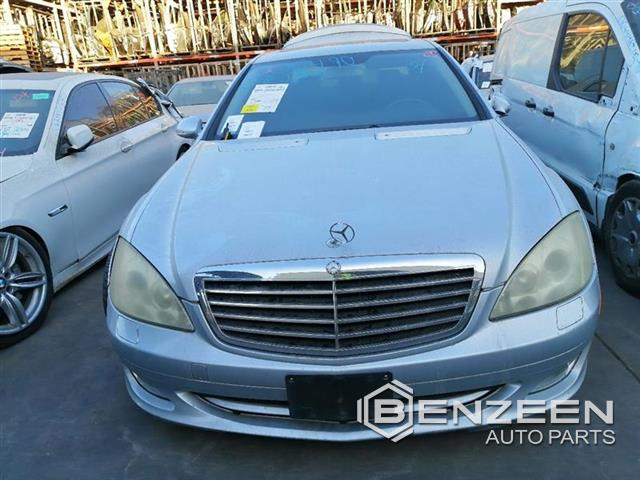 Used 2008 Mercedes-Benz S550 Car For Parts Only For Parts