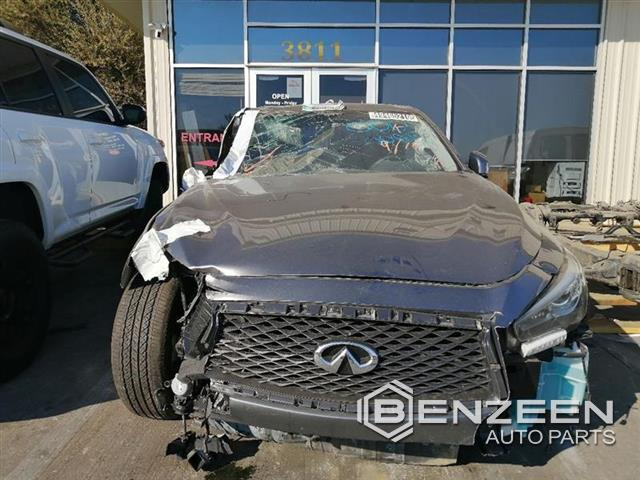 Used 2020 INFINITI Q50 Car For Parts Only For Parts