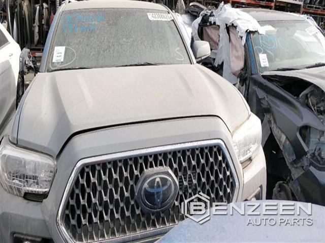 Used 2019 TOYOTA Tacoma Car For Parts Only For Parts
