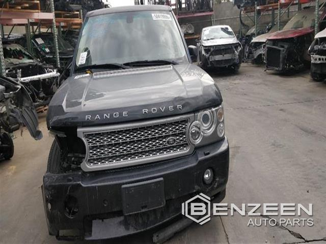 Used 2008 Land Rover Range Rover Car For Parts Only For Parts