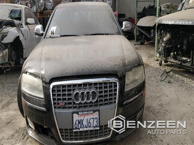 Used 2008 Audi S8 Car For Parts Only For Parts