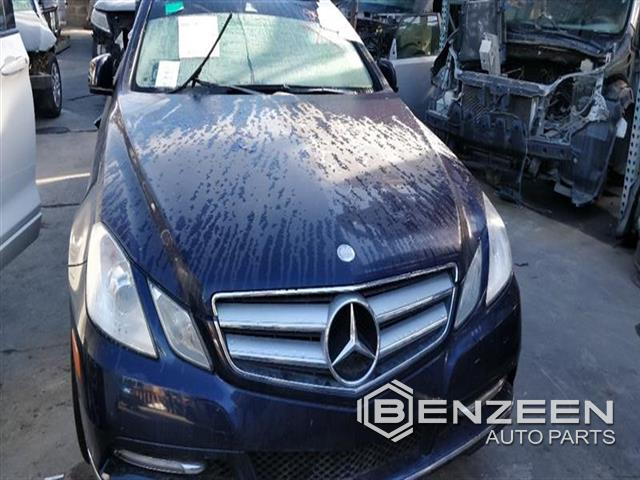 Used 2012 Mercedes-Benz E350 Car For Parts Only For Parts