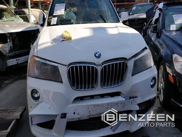 Used 2014 BMW X3 Car For Parts Only For Parts