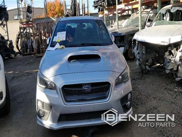 Used 2016 Subaru WRX Car For Parts Only For Parts