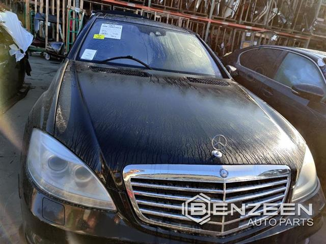 Used 2012 Mercedes-Benz S63 Car For Parts Only For Parts