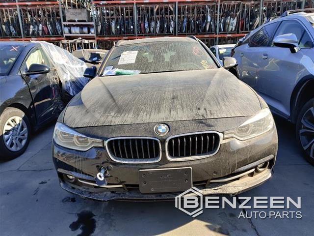 Used 2017 BMW 330i Car For Parts Only For Parts