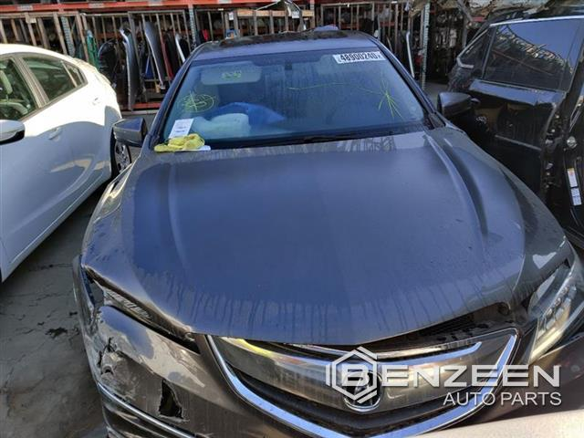 Used 2017 ACURA TLX Car For Parts Only For Parts