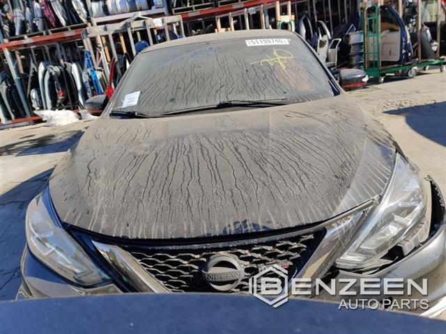Used 2017 NISSAN Sentra Car For Parts Only For Parts