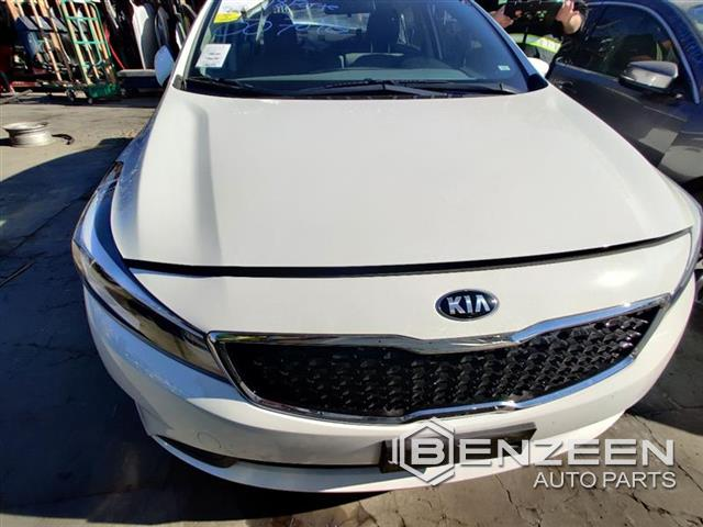 Used 2018 KIA Forte Car For Parts Only For Parts