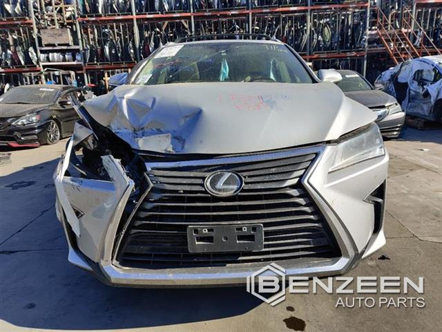 Used 2016 Lexus RX 350 Car For Parts Only For Parts