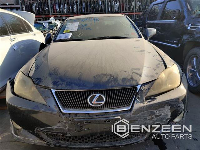 Used 2007 Lexus IS 250 Car For Parts Only For Parts