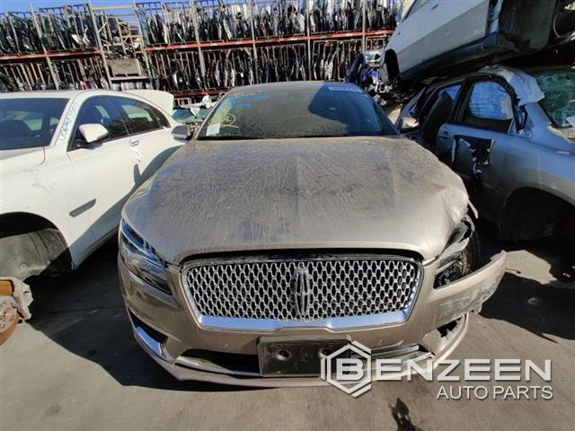 Used 2019 LINCOLN MKZ Car For Parts Only For Parts