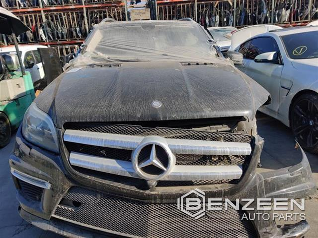 Used 2015 Mercedes-Benz GL550 Car For Parts Only For Parts