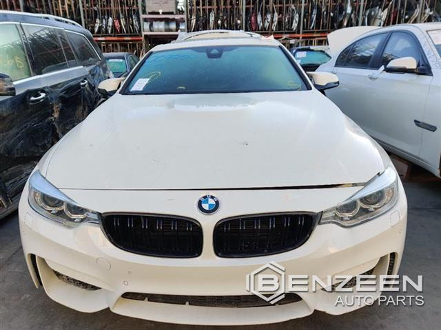Used 2015 BMW M4 Car For Parts Only For Parts